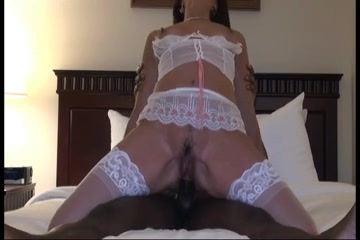 white anal Amateur and black